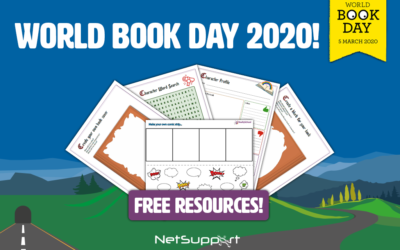 Today is World Book Day!