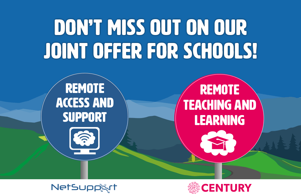 Don't miss out on our joint offer for schools!