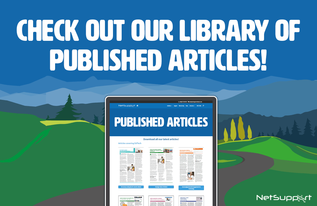 Check out our published education articles!