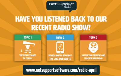 Have you listened back to our recent radio show?