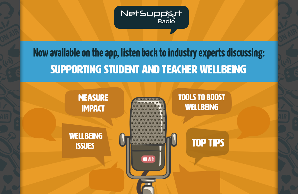 Supporting student and teacher wellbeing