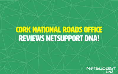 Cork National Roads Office reviews NetSupport DNA