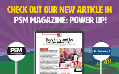 Check out our new article in Primary School Management: POWER UP!