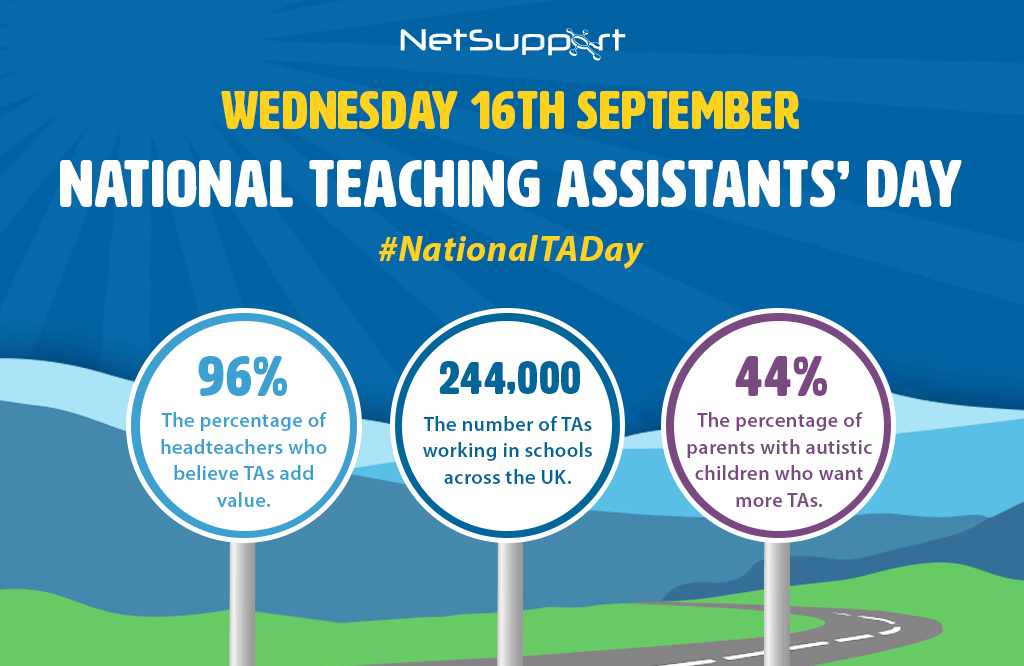 National Teaching Assistants' Day!