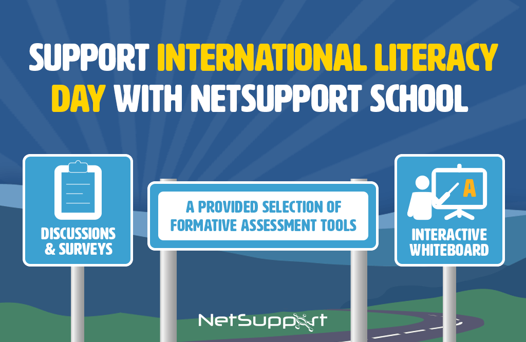 International Literacy Day 2020!