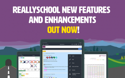 New ReallySchool update out now!