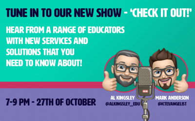 Join the 'Check it out' show!