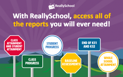 Providing insights for teachers with ReallySchool's reports