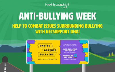 Get involved in Anti-bullying Week!