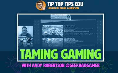 Learning through gaming? Yes, you do!
