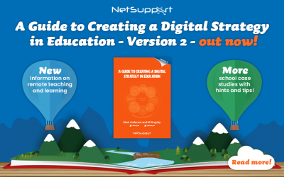 A Guide to Creating a Digital Strategy in Education – Version 2 – out now!