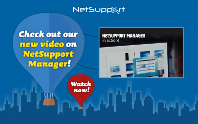 Check out our new video on NetSupport Manager!