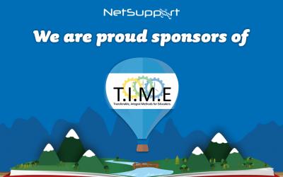 NetSupport sponsors brand-new T.I.M.E training platform