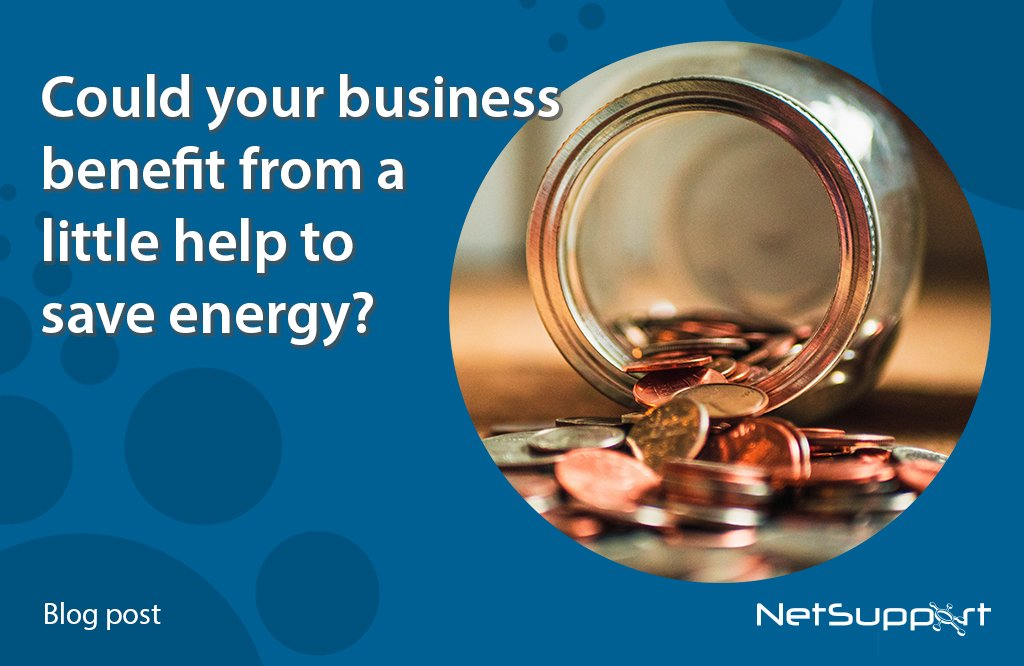 Blog: Could your business benefit from a little help to save energy?