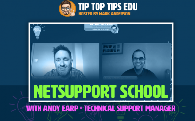 Supporting and deploying NetSupport School
