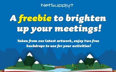 A freebie to brighten up your meetings!