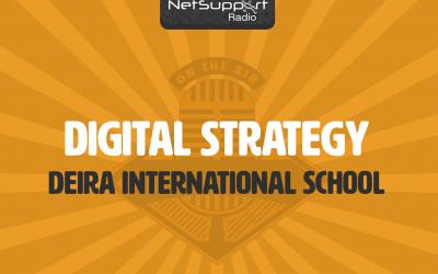 A shining example of a school digital strategy!
