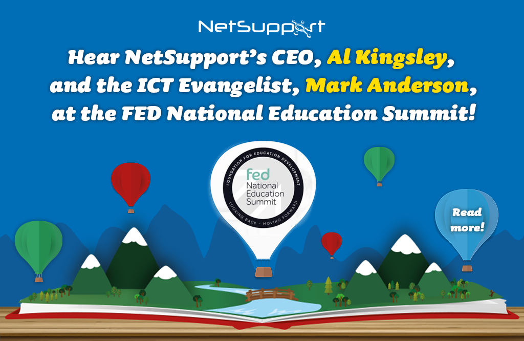 Join us at the FED National Education Summit this week!