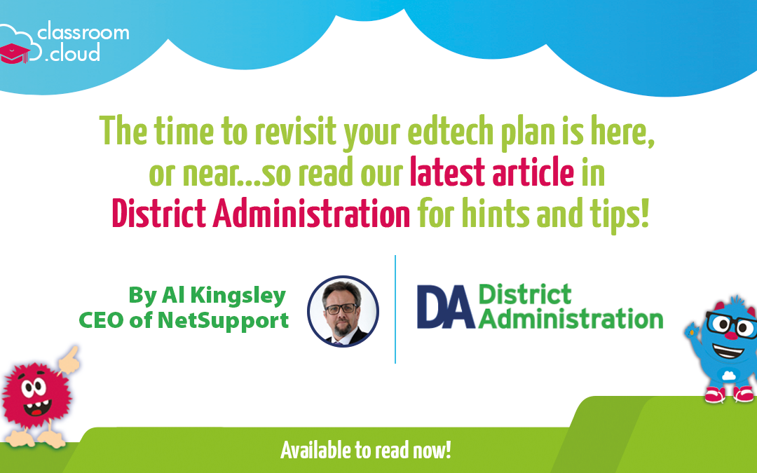 Check out our article featured in District Administration!