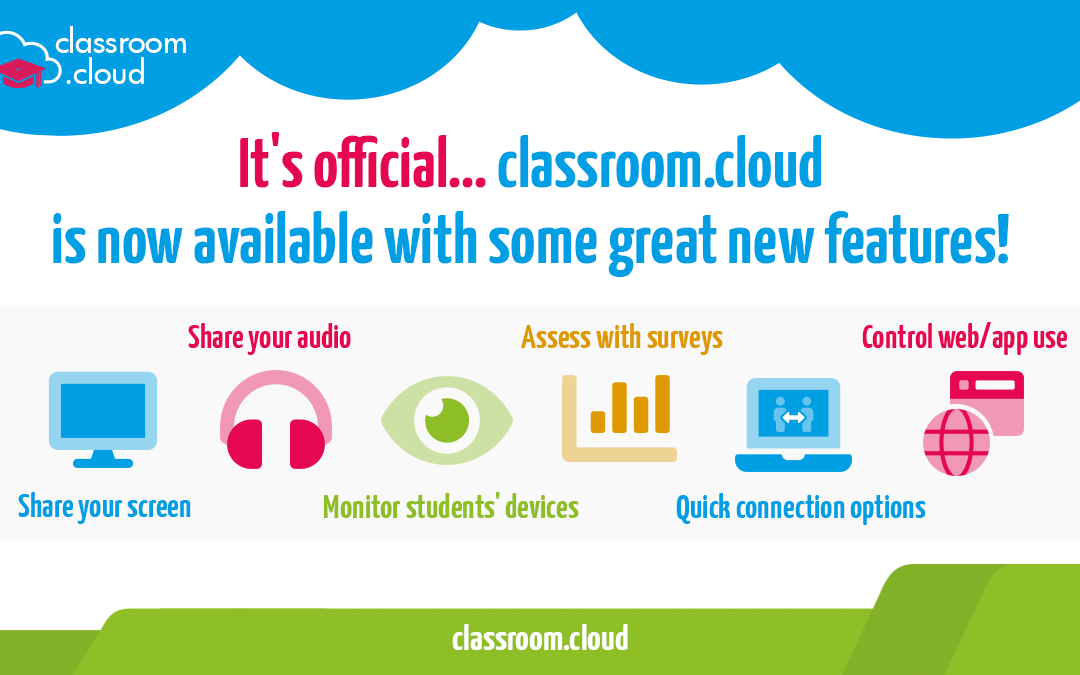 Leading global edtech provider launches classroom solution designed with teachers, for teachers