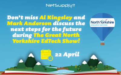 Don't miss Al Kingsley and Mark Anderson discussing the steps for the future…