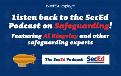 Listen back to the SecEd podcast on safeguarding!