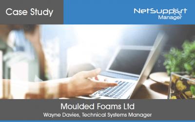 Moulded Foams Ltd