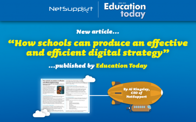 New article published in Education Today!