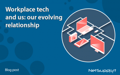 Workplace tech and us: our evolving relationship