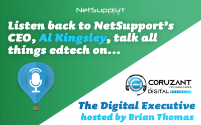 Listen to our recent guest slot on The Digital Executive podcast!