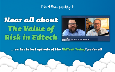 Listen to EdTech Today to discover the value of risk in edtech!