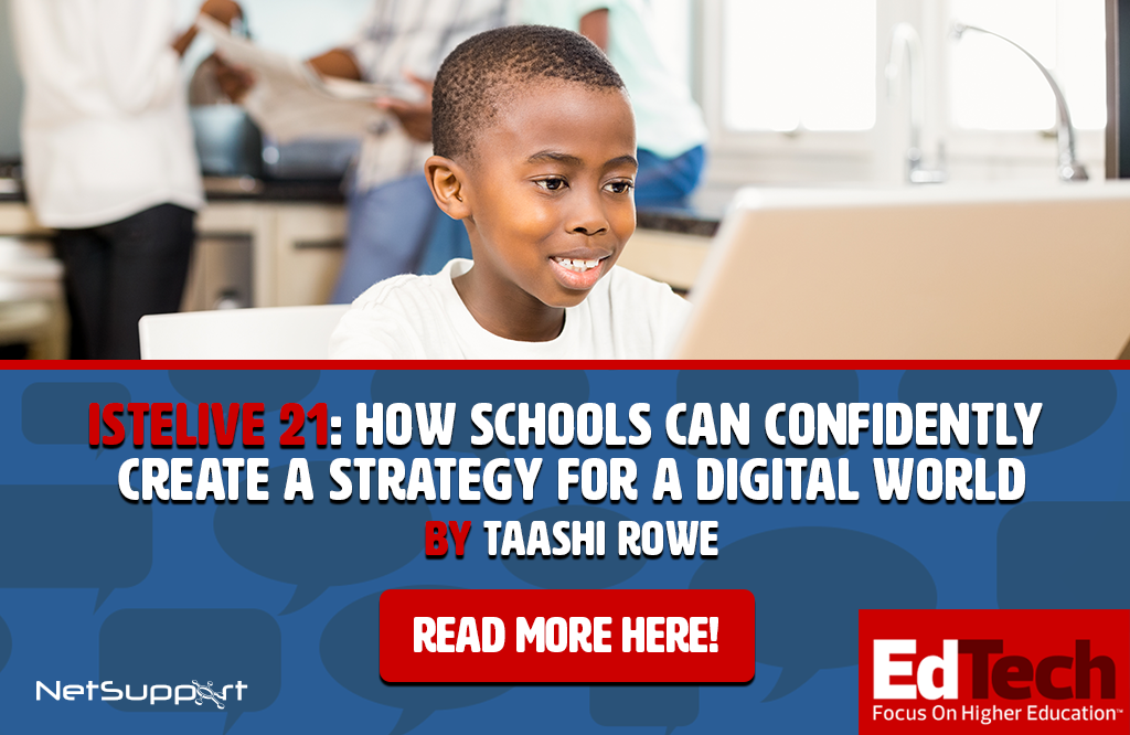 Read the review of our ISTE session by EdTech Magazine!