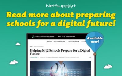 Read more about preparing schools for a digital future