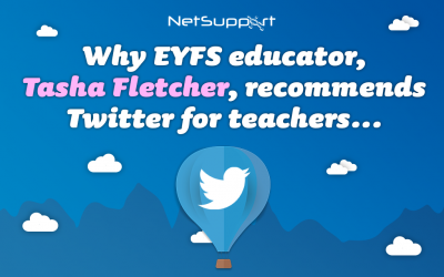 Why EYFS educator, Tasha Fletcher, recommends Twitter for teachers…