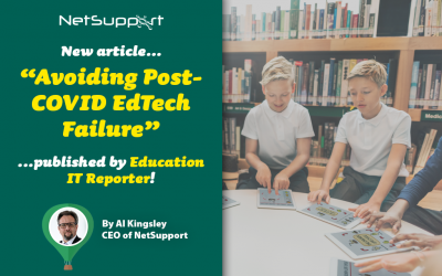 Read our article on Education IT Reporter
