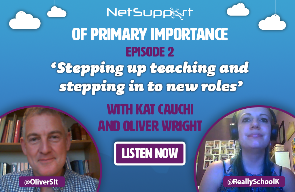 Check out the latest episode Of Primary Importance!