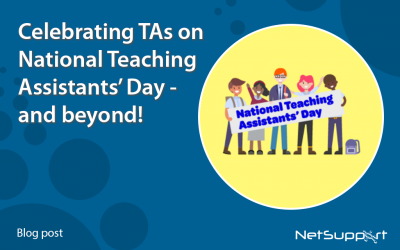 Celebrating TAs on National Teaching Assistants' Day – and beyond!