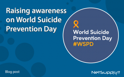 Raising awareness on World Suicide Prevention Day