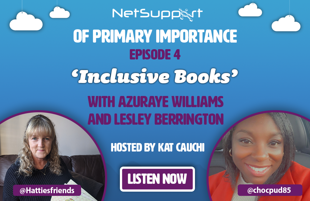 New episode of 'Of Primary Importance' out now!