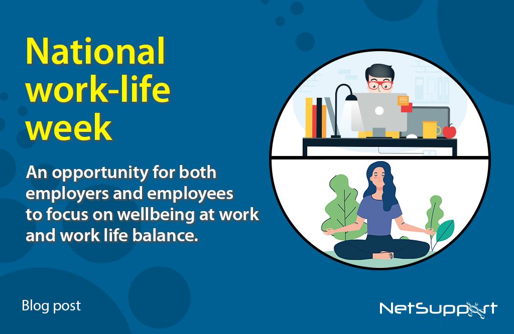 Balancing work and life…